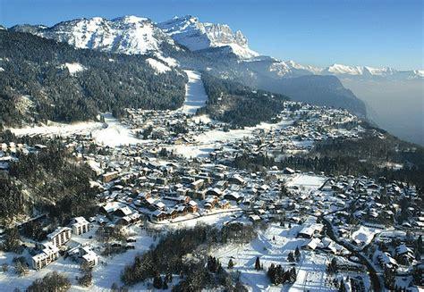 Station de ski Les Carroz d'Arâches Alpes du Nord Haute Savoie Vacances