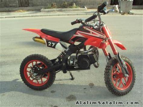 ikinci el motosiklet yamaha dt  mini cross cocuk
