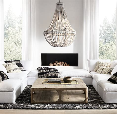 restoration hardware fabric sofas restoration hardware sectional sofas sectional collections