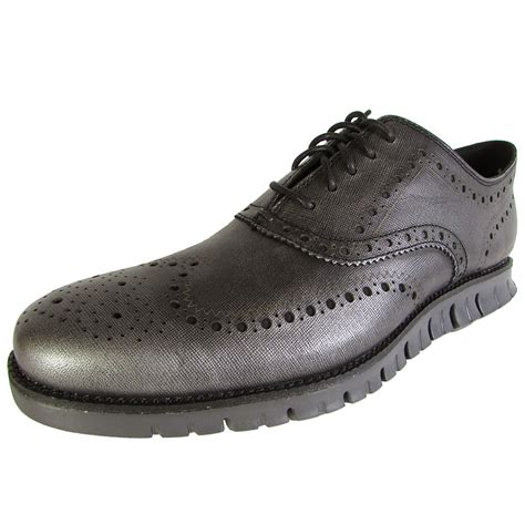 wing shoes oxford cole haan mens zerogrand wing oxford sneaker shoes ebay