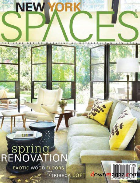 new york magazine home design issue new york spaces april 2012 187 download pdf magazines