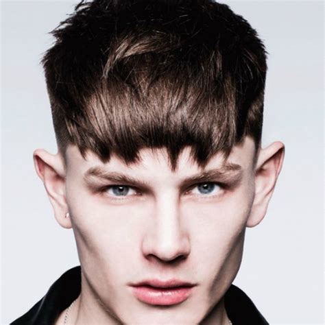 shaved hairstyles with long bangs 53 splendid shaved sides hairstyles for men men