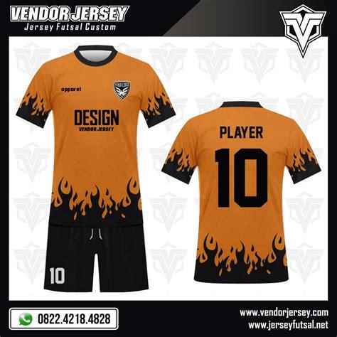 desain jersey futsal vector desain jersey futsal hokage vendor jersey futsal