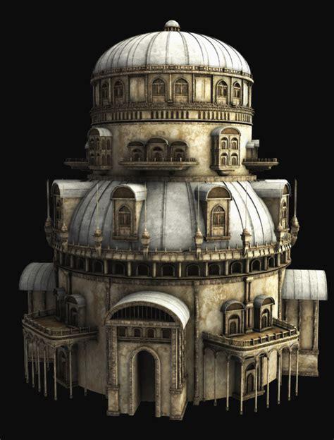 D D Castle Floor Plans by 3ds Fantasy Tower
