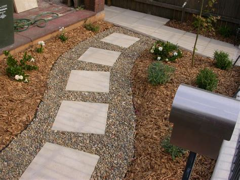 Paving Inspiration Green Earth Landscapes Australia Garden Paving Stones Ideas
