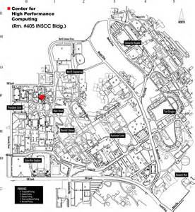 University Of Utah Map by Chpc At The University Of Utah