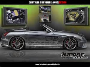 Chrysler Crossfire Kit Chrysler Crossfire Custom Kit Image 142