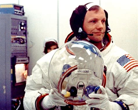 astronaut bio neil armstrong historic spaceport building named for neil armstrong nasa