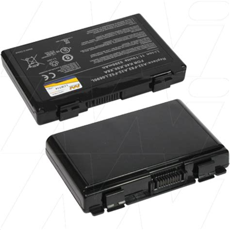 Asus Laptop Battery Station asus a32 f52 f82 l0690l6 replacement notebook battery