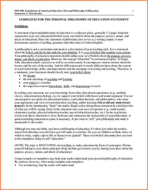 100 personal statement exles for resume marketing