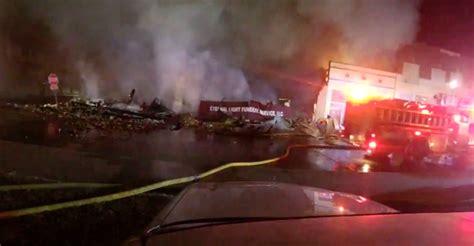 eternal light funeral home arkansas funeral home severely damaged in