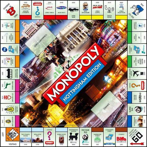 game design nottingham nottingham monopoly monopoly pinterest