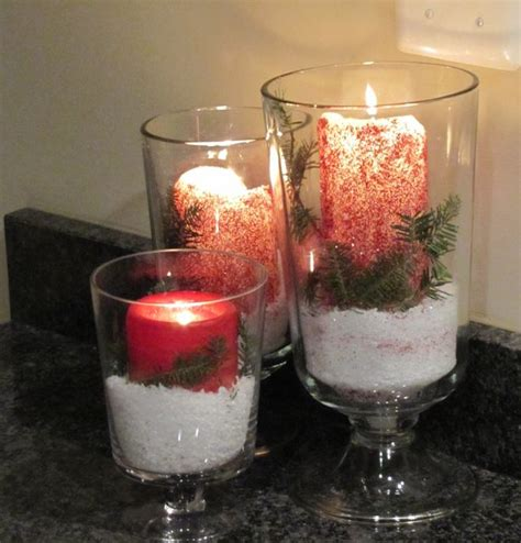 how to make a glitter candle diy home decor 187 the real cheap easy candle diy project christmas wrap up the