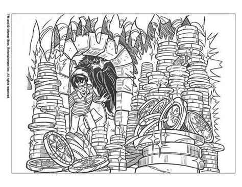harry potter coloring pages half blood prince harry potter und der schatz zum ausmalen zum ausmalen de
