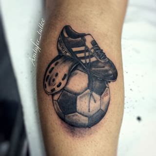 small soccer tattoos imagen relacionada am football