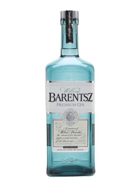 Gin Bar Accessories Willem Barentsz Premium Gin 70cl Buy From The Whisky