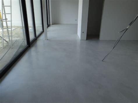 polierter betonboden selber machen die besten 17 ideen zu sichtestrich auf