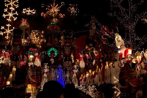 howmuch is too much for christas decorations dyker heights lights