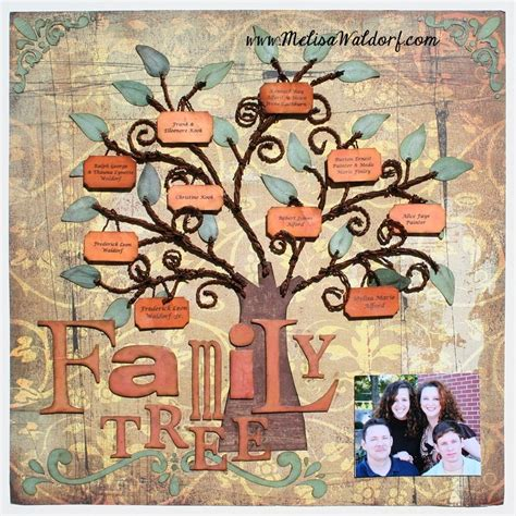 scrapbook family tree template family scrapbook layouts family tree scrapbook layout