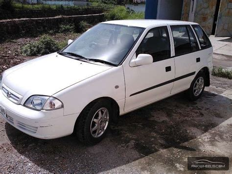 Used Suzuki Cultus Cultus For Sale In Islamabad Pakwheels