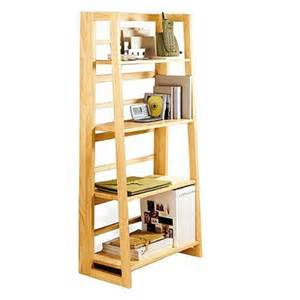 collapsible bookcases linon mission folding bookcase target
