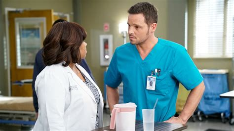 Greys Anatomy Confirms Hes by Did Grey S Anatomy S Alex Karev Just Confirm He S Leaving