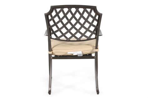 Agio Patio Chairs Agio Heritage Select Patio Dining Chair Mathis Brothers Furniture