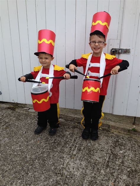carnival themed costumes fancy dress costumes drummer boys for carnival theme
