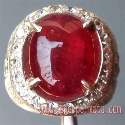 Emerald Merah batu permata ruby jual batu permata hobi permata