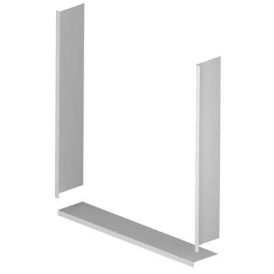 Window Stool Home Depot by Asb 36 In X 36 In Window Trim Kit In White 1trim03a The Home Depot
