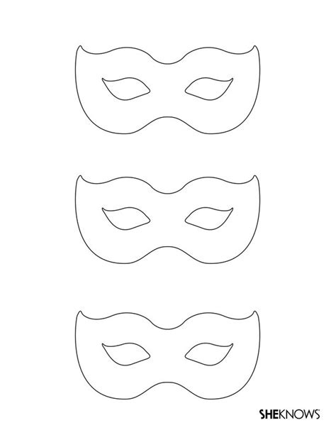 free printable halloween masks templates masquerade masks free printable coloring pages