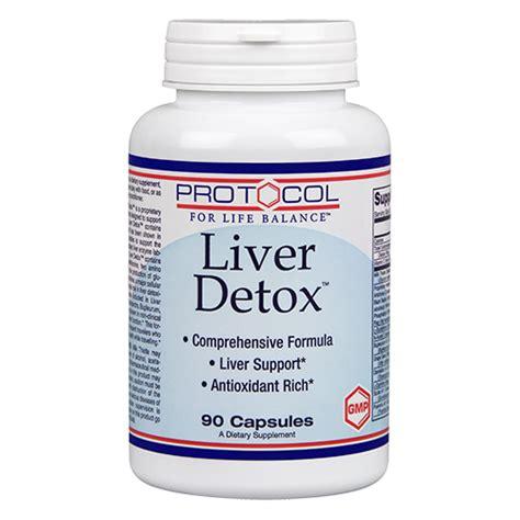 Dr Guillin Detox Protocol by Liver Detox 90 Capsules Protocol
