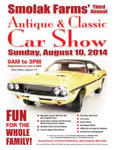 Car Show Flyer Template by 5 Car Show Flyer Templates Word Excel Pdf Templates