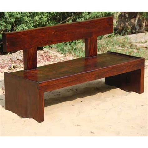 wooden wood indoor bench  plans