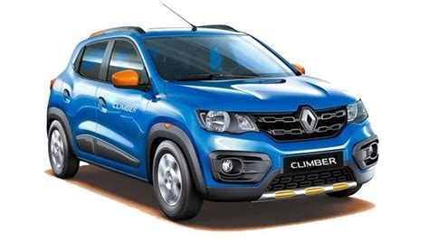 renault climber colours renault kwid climber 1 0 amt price gst rates features