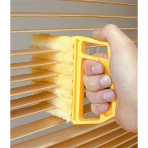 How To Take Venetian Blinds For Cleaning microfiber venetian blind brush window conditioner duster dirt cleaner miracle ebay