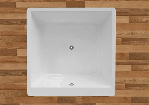 small square bathtub gorgeous soaking tubs for your small bathroom