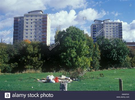 bristol housing authority section 8 local authority public housing high rise flats on