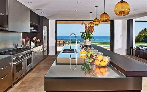 Kitchen View of Dream Beach House   Dream Houses