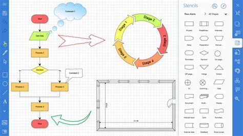 Grapholite Diagrams Flow Charts And Floor Plans Floor Plan App Windows Phone
