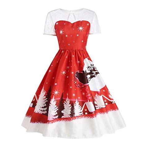 swing ballkleid rot pullover sonnena weihnachten in rot f 252 r damen