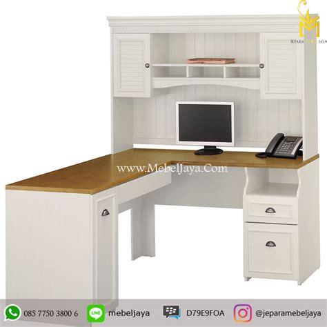 Meja Kerja Olympic Furniture meja kantor minimalis desain terbaru jepara jepara mebel