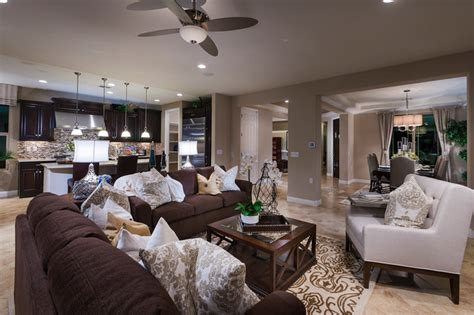 how to decorate like a model home pulte homes quot celebration quot model home vail arizona