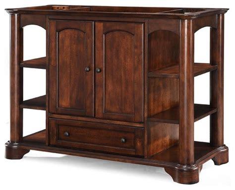 xylem v wyncote 48bn wyncote 48 quot vanity in mahogany