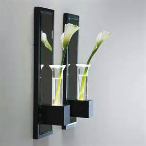 wall vase lala wall vase sconce modern vases by lightology