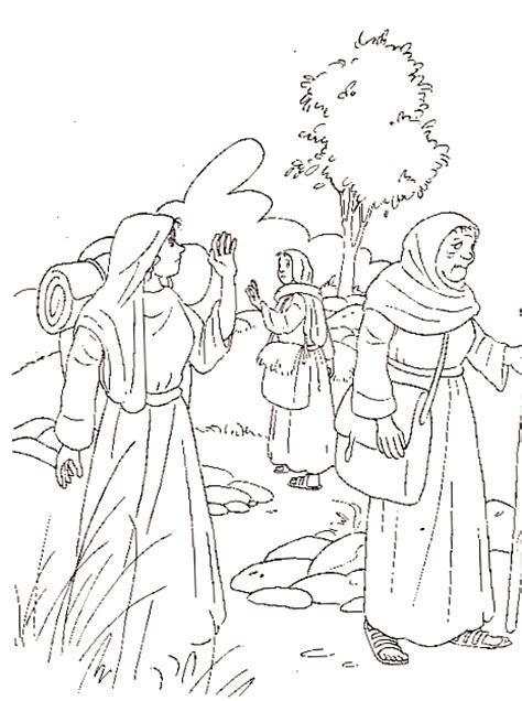imagenes biblicas de rut rut en la biblia