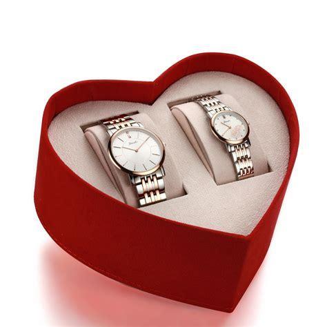 Amazon.com: Jiusko Swiss   His & Hers Couple Wrist Watches