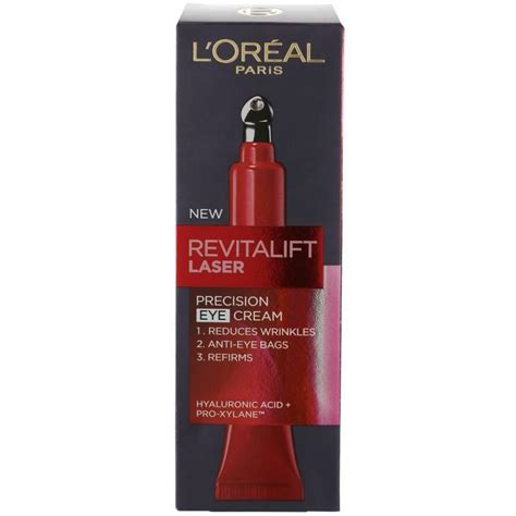 L Oreal Revitalift Eye l or 233 al skin expert revitalift laser eye 15 ml
