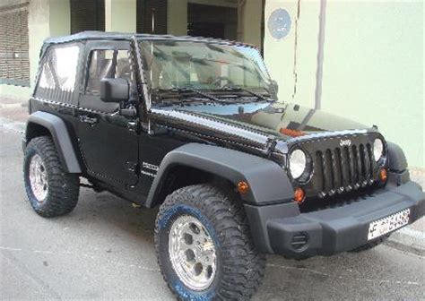 Jeep Wrangler Models By Year Jeep Wrangler Sport Model Year 2009 For Sale Dubai Uae