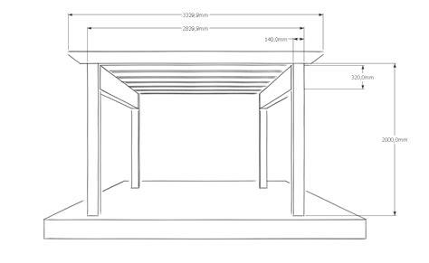 carport günstig selber bauen in 6 schritte ein carport selber bauen 183 baubeaver